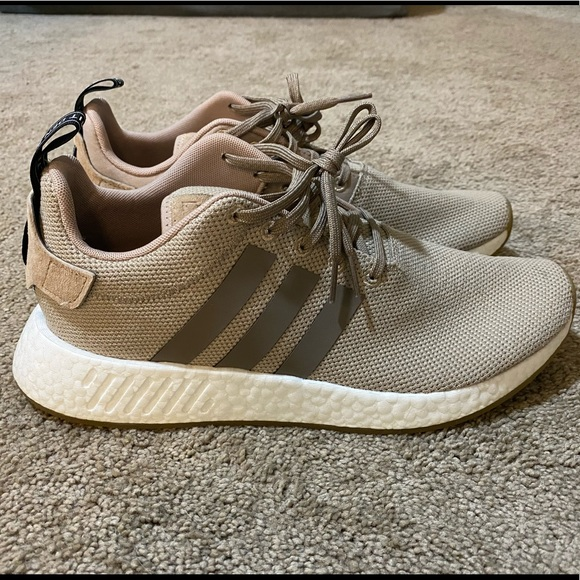adidas Shoes | Nmd R1 Beige Mens Us